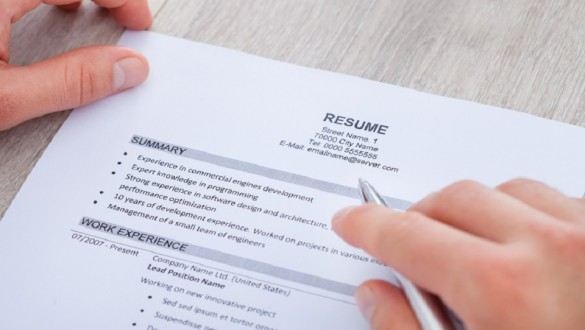 Interview tips: know your CV