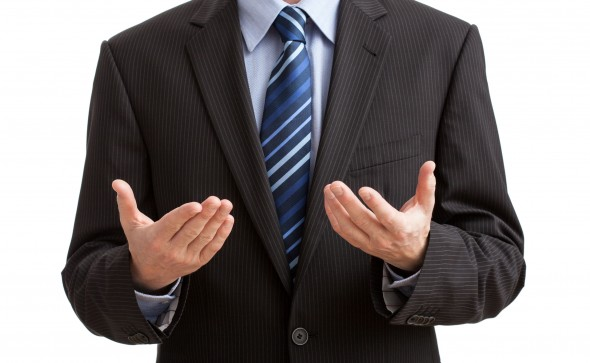 Interview tips: use open body language