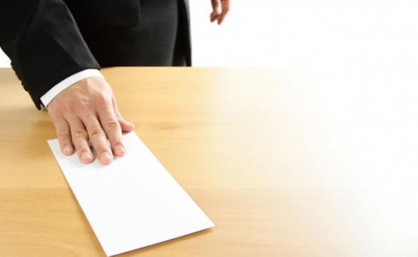 Interview tips: resigning